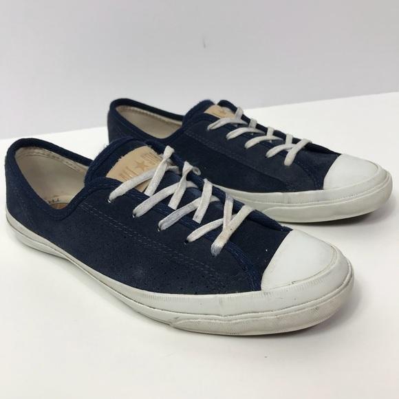 klasyczne style fabrycznie autentyczne sprzedaż hurtowa Converse training all star low blue and white